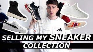 Video SELLING MY SNEAKER COLLECTION | Yeezy, Fear of God, Gucci, Balenciaga | Gallucks download MP3, 3GP, MP4, WEBM, AVI, FLV Agustus 2018