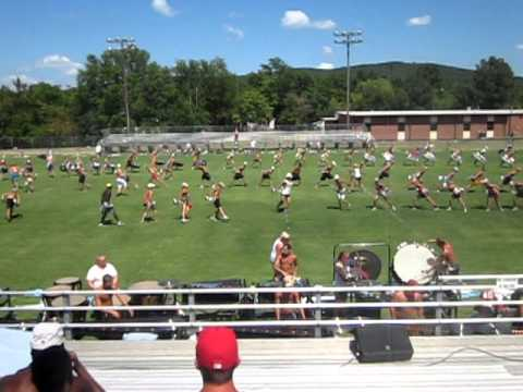 Colts 2011 DCI full run thru