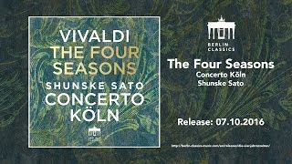 "Concerto Köln - ""The Four Seasons"" (Trailer)"