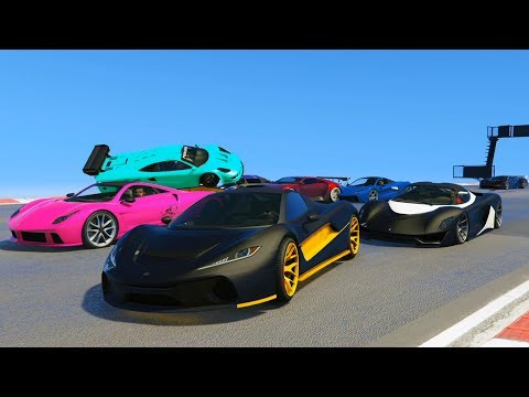 INSANE 30-PLAYER CUSTOM JOBS! | GTA 5 Online