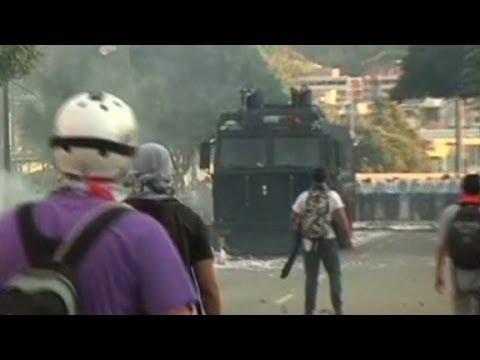 Venezuela tells CNN journalists 'get out'