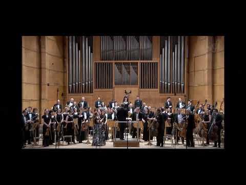 "Ellinor D'Melon (18) / Jan Latham-Koenig : N.Paganini ""Carnaval de Veneza"""