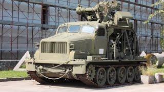 War Machines: BTM-3 High Speed Trench Digger