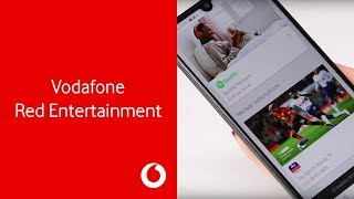 Vodafone Red Entertainment - Ready Squad - The Guide