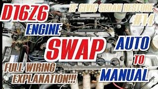 D16z6 All Motor Hp