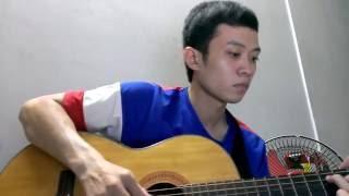Vẫn như lúc đầu (Điệp vụ chân dài OST) - Guitar cover