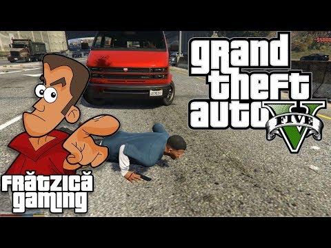 GTA 5 - Ep.1 Nimic azi - Fratzica Gaming