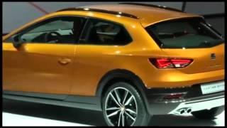 SEAT Leon Ecomotive Concept Videos