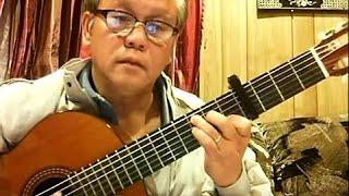Đà Lạt Hoàng Hôn (Minh Kỳ - Dạ Cầm) - Guitar Cover