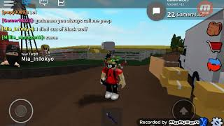 Roblox Assassin's - France IM ENCORE PIRE