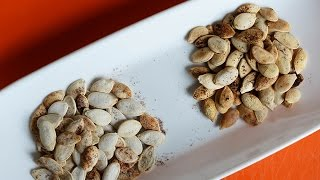Healthy Cooking: Sweet And Spicy Pumpkin Seeds
