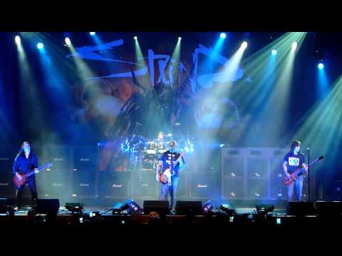 Staind - Right Here - Live @ House of Blues Orlando, FL - 12-19-2011