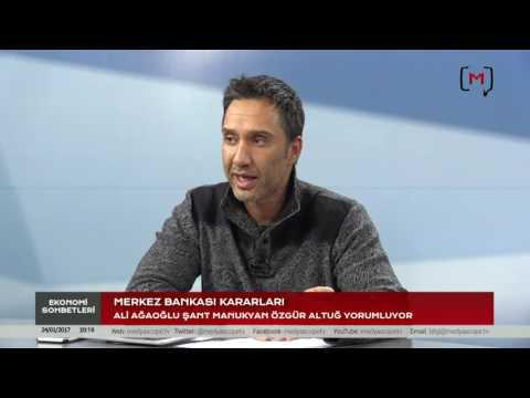 Ekonomi Sohbetleri (56): Ali Ağaoğlu, Özgür Altuğ & Şant Manukyan
