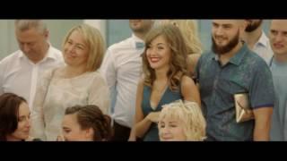 Самая нежная свадьба в Одессе. Свадебное видео. Клип