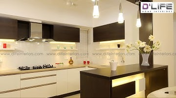 Stunning and Stylish Home Interior Design in Calicut, Kerala by D'LIFE