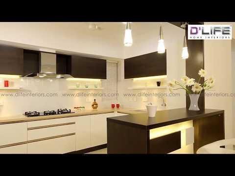 Stunning and Stylish Home Interiors Implemented by D\'LIFE at Calicut ...
