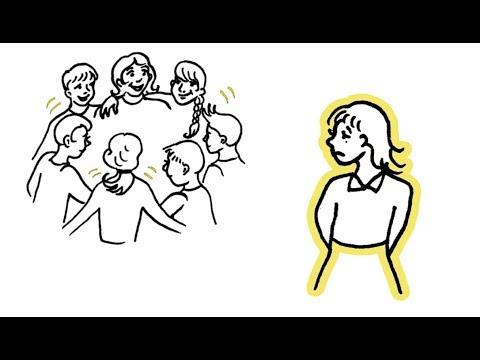Keine Freunde - Was tun wenn du dich Alleine fühlst | Kopferfrischer
