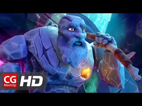 "CGI Animated Short Film: ""Ambu"" by The Animation School 