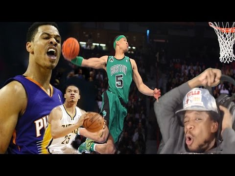 WTF HEAD ABOVE THE RIM! GERALD GREEN TOP 10 DUNKS & PLAYS REACTION!