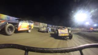 8-22-2015 : Volusia Speedway Park : UMP Modified Feature