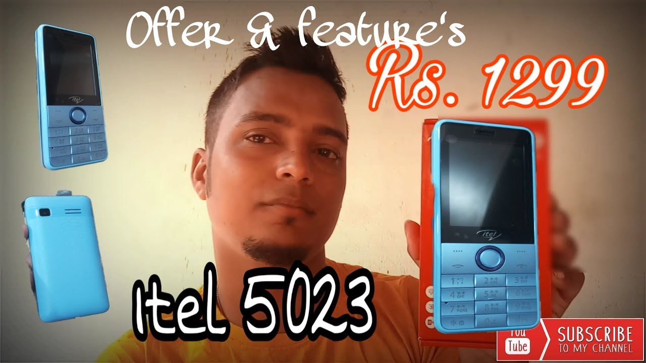Itel 5023 || itel budget phone || Itel 5023 review and
