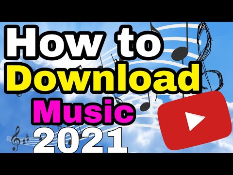 How To Download Music From YouTube 2021