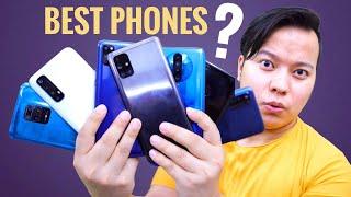 Top Smartphones Under ₹15000 \u0026 ₹20000 with Pros \u0026 Cons 🔥🔥| Samsung , Motorola , Redmi, Poco \u0026 More