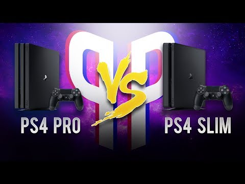PS4 Pro VS PS4 Slim (Malaysia) - Mana Lebih Sesuai Untuk Korang?