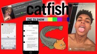 EXPOSING CATFISH ON IMVU/SNAPCHAT