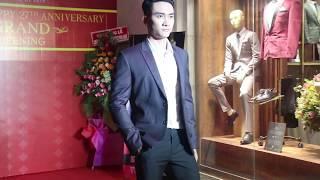 Clip hot: Dàn trai Việt phong cách với vest đại náo tại quận Bình Thạnh
