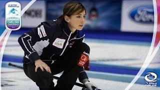 Germany v Scotland (Women) - Le Gruyère AOP European Curling Championships 2016