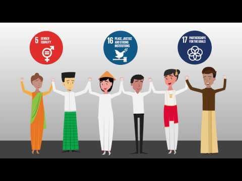 UCLG ASPAC Video Programme on SDGs
