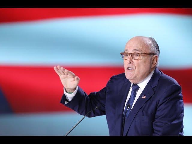 Mayor Rudy Giuliani speech at #FreeIran2018 Rally in Paris 30 June 2018