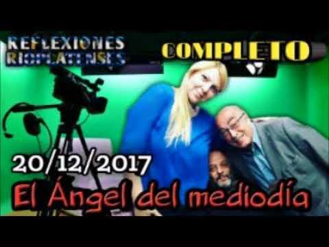 BABY ETCHECOPAR - PROGRAMA COMPLETO EL ÁNGEL DEL MEDIODÍA 20/12/2017