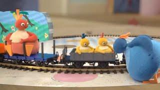 Oyuncak tren - 1 saat Twirlywoos - Twirlywoos Türkçe
