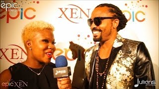 Machel Montano Interview w. Vivaa in Hollywood California (Hollywood Carnival)