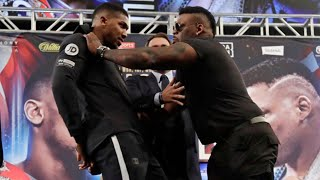 When Anthony Joshua Gets Mad (Part Two)