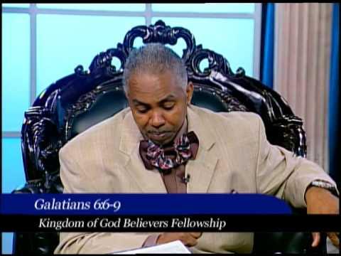 Kingdom of God TV Broadcast Aired April 19, 2015