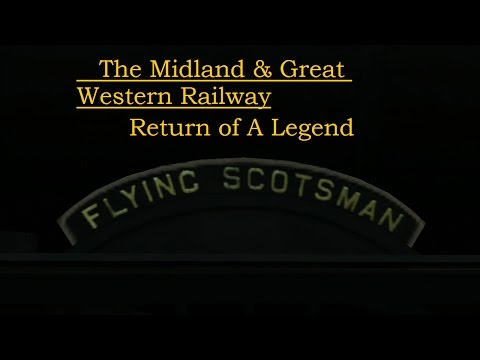 The Midland & Great Western Railway: Return of a legend