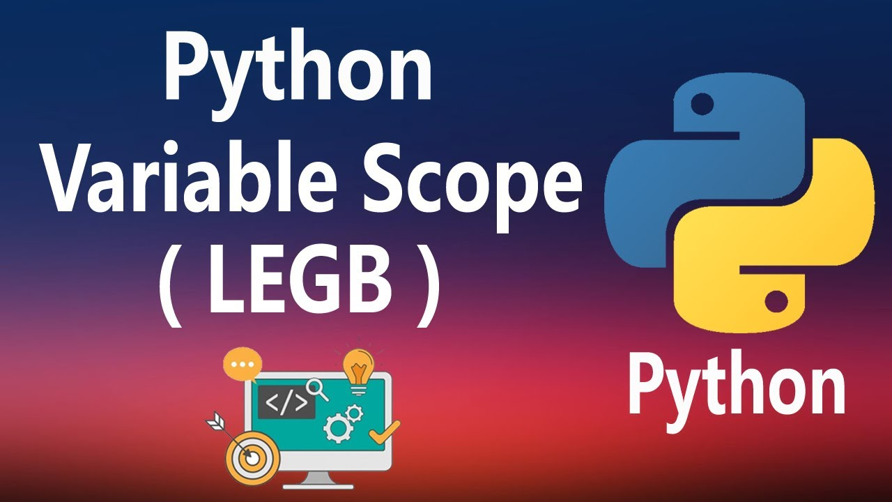 Variable Scope in Python for Beginners