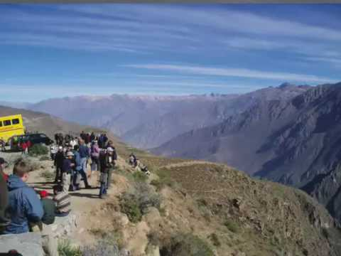 Travel tips for visiting Peru's Colca Canyon