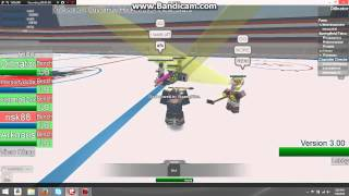 Roblox HHC - Falcons @ Checkers