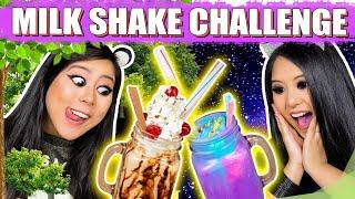 MILK SHAKE CHALLENGE !! | Blog das irmãs thumbnail
