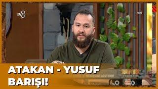 Atakan ve Yusuf Barıştı! - Survivor Panorama 73. Bölüm