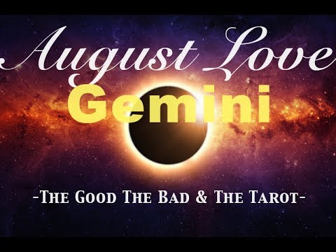 August LOVE Forecast • Gemini – MENTAL VACATION / DIVINE TIMING AT WORK