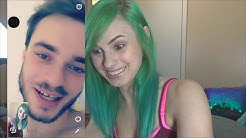 TROLLING GUYS ON HOLLA!! (LIVE VIDEO CHAT APP)