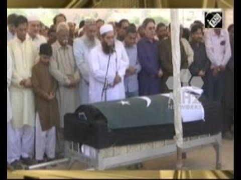 Pakistan News - U S  school shooting victim Sabika Sheikh laid to rest in Pakistan's Karachi