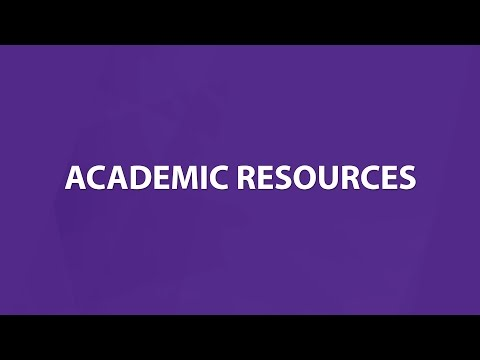Academic Resources at K-State