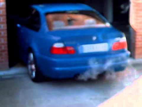 BMW M3 e46 laguna seca blue