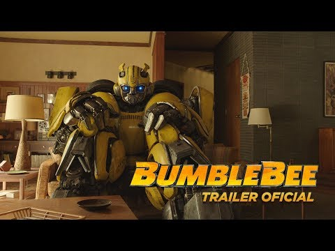 Bumblebee | Trailer Oficial Legendado | Paramount Pictures Portugal (HD)
